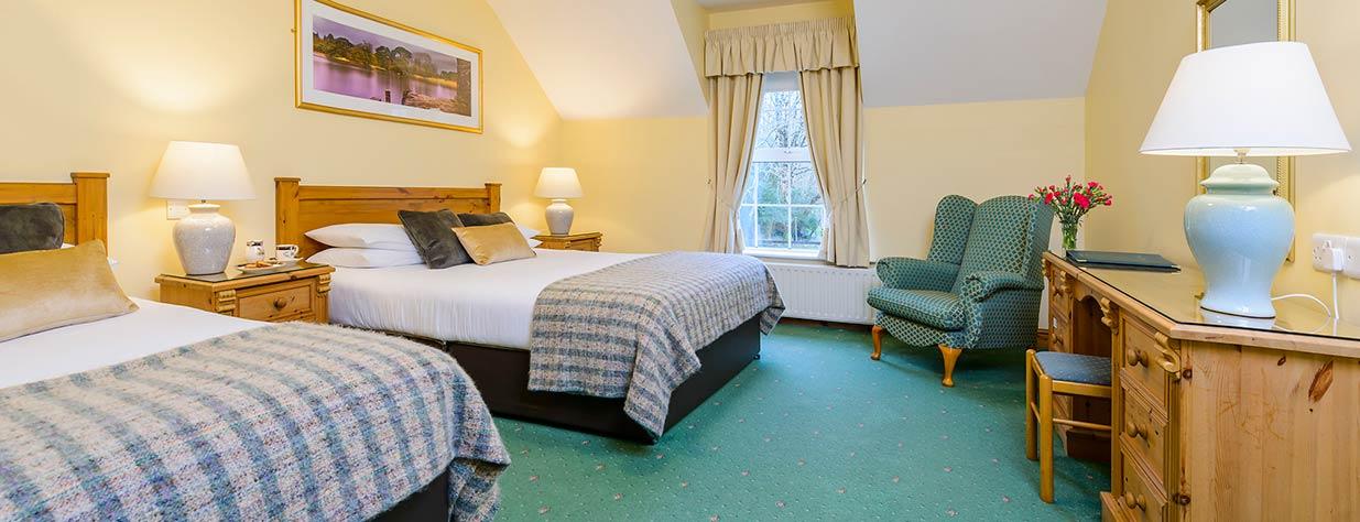 Friars Glen Killarney bedroom