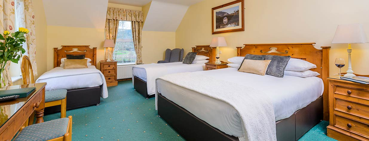 Friars Glen Killarney bedroom