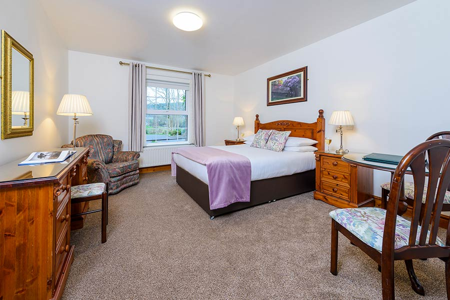 Friars Glen Killarney double bedroom