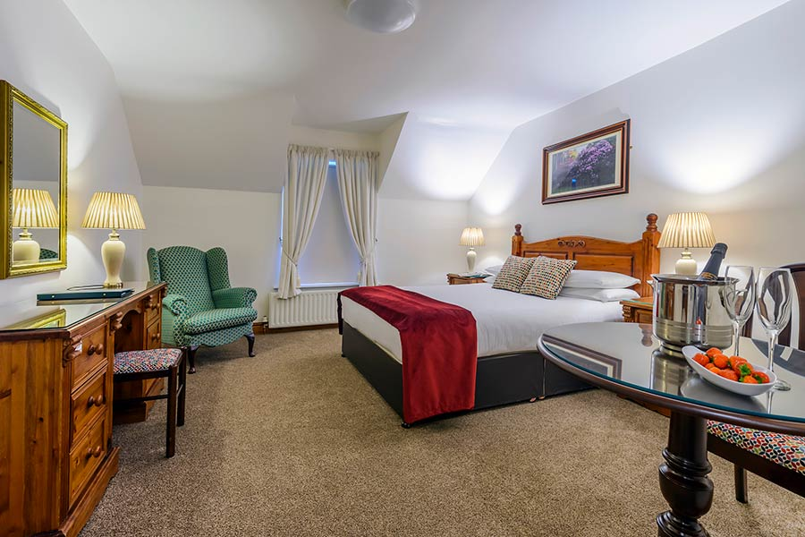 Friars Glen Killarney double bedroom