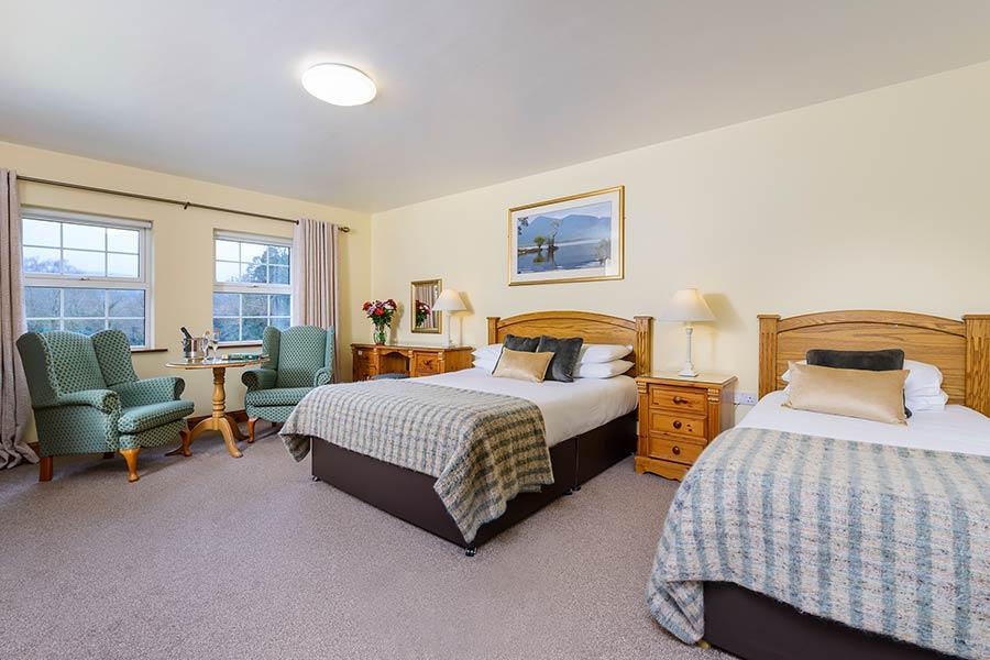 Friars Glen Killarney triple bedroom