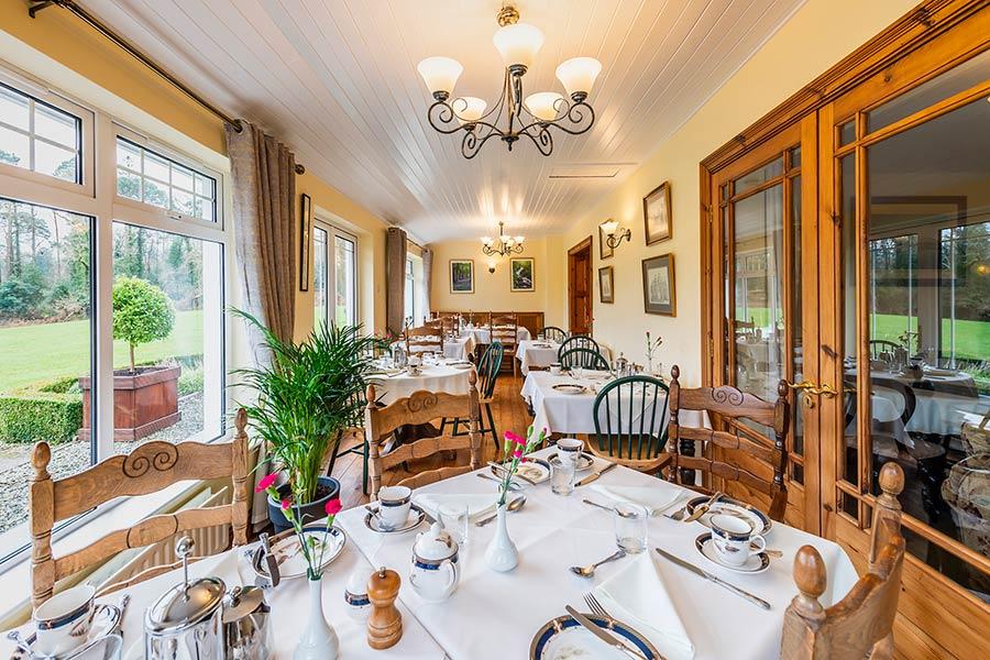 Friars Glen Killarney dining room