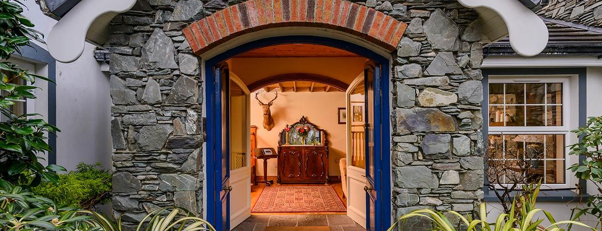 Friars Glen Killarney front door