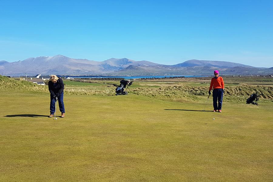 Ceann Sibeal Golf Links