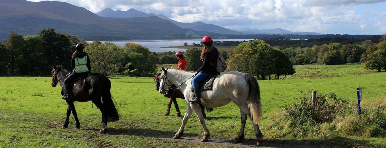Horseriding Killarney